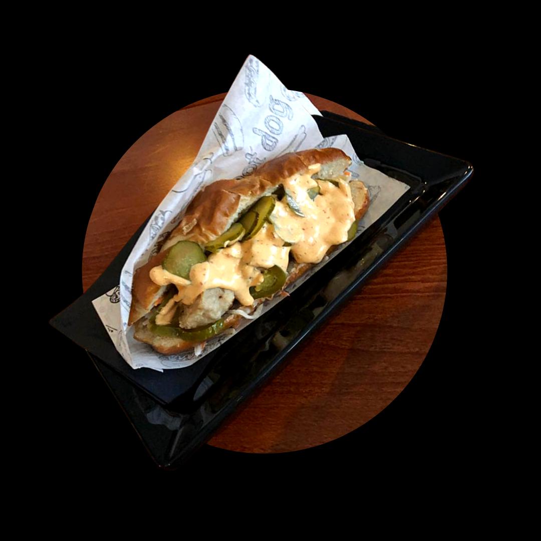 Embury Bar Hotdog 5